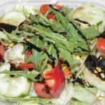 Beilagensalat zum Mitnehmen