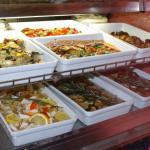 Unsere Vorspeisen & Antipasti sind für Sie täglich frisch zubereitet.