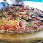unsere XL Pizzastücke